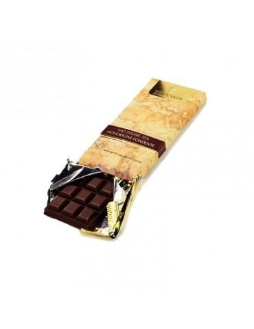 barretta di cioccolato fondente