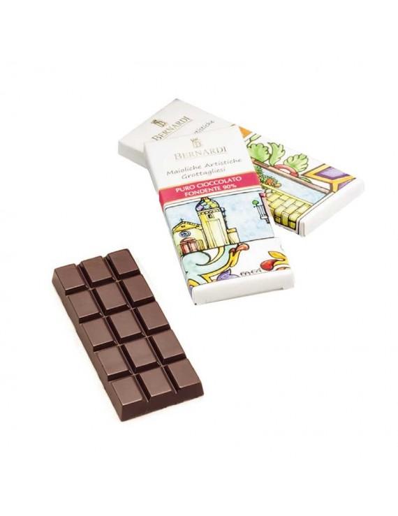 cioccolato fondente 90
