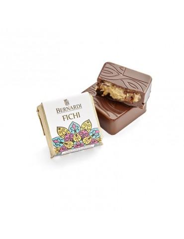 cioccolatini con fichi secchi