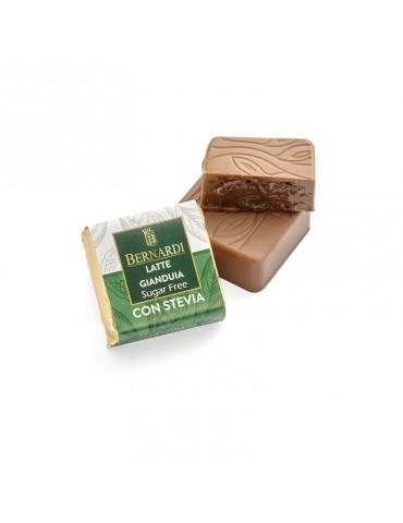 cioccolato gianduia senza zucchero
