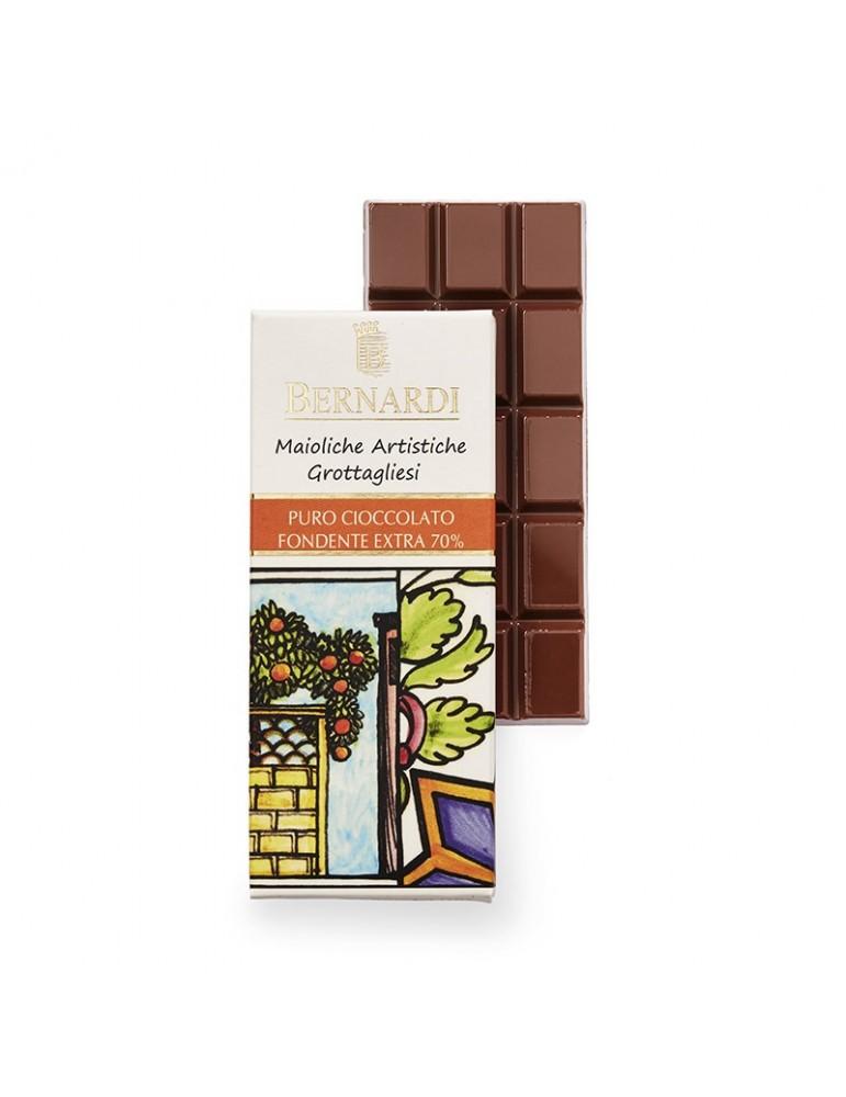 cioccolato fondente 70