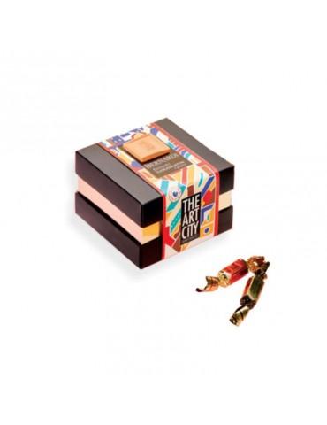 Cubo con cioccolatini 300g