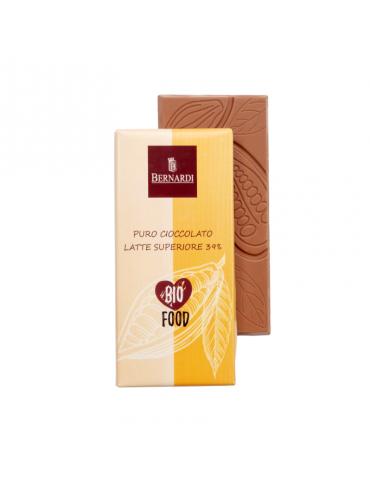 Tavoletta Bio Latte 39%