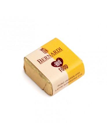 Cioccolatini Bio Latte 39%