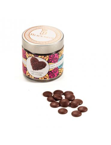Vasetto 100% massa di cacao