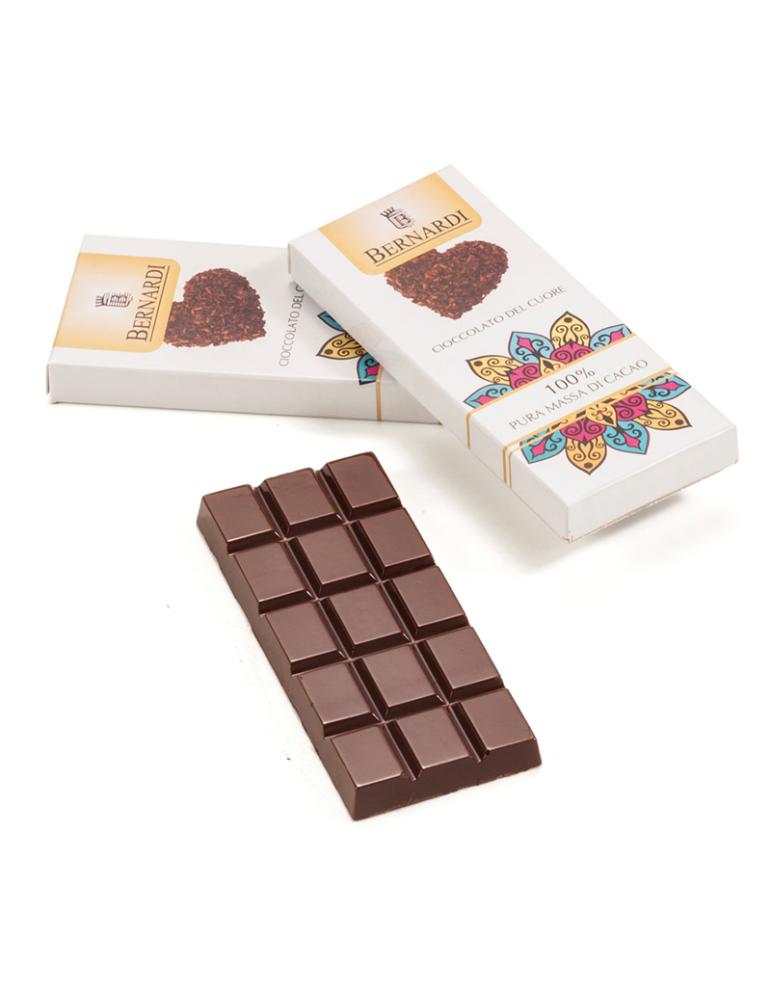 cioccolato fondente 100