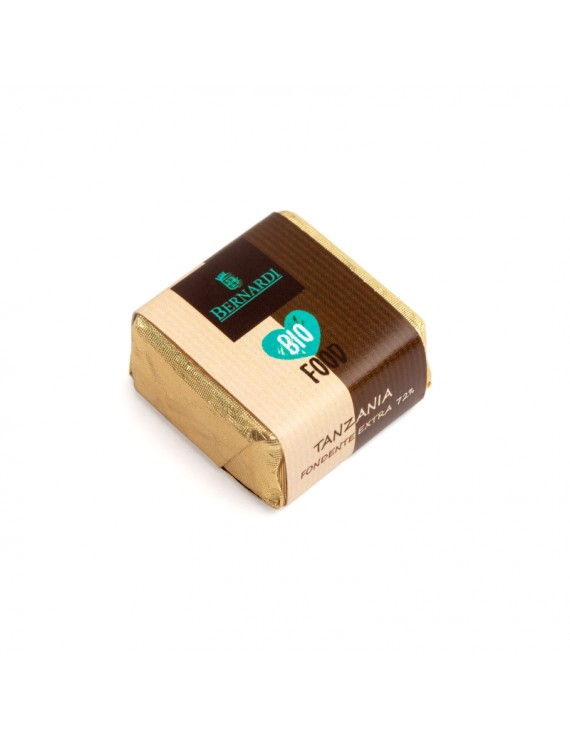 cioccolatino bio fondente extra
